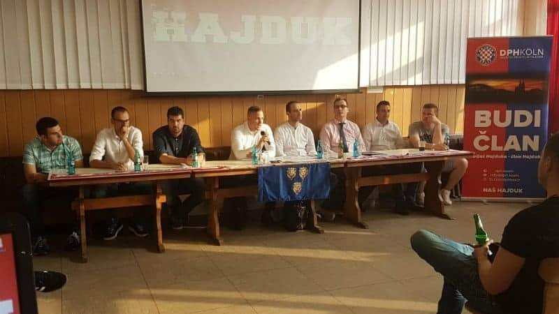 Hajdukovci u Njemačkoj: Održan prvi Summit DPH dijaspore