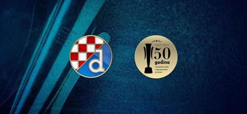 50. godina od osvajanja Kupa velesajamskih gradova: Dinamo organizira Trophy Tour