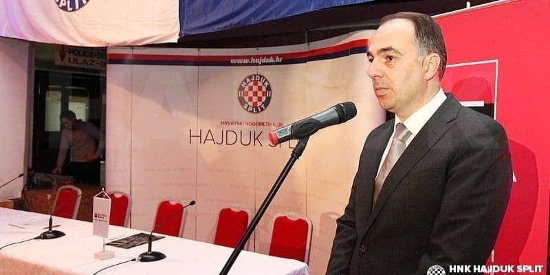 Vinko Radovani podnio ostavku na mjesto predsjednika Nogometnog saveza županije Splitsko-dalmatinske