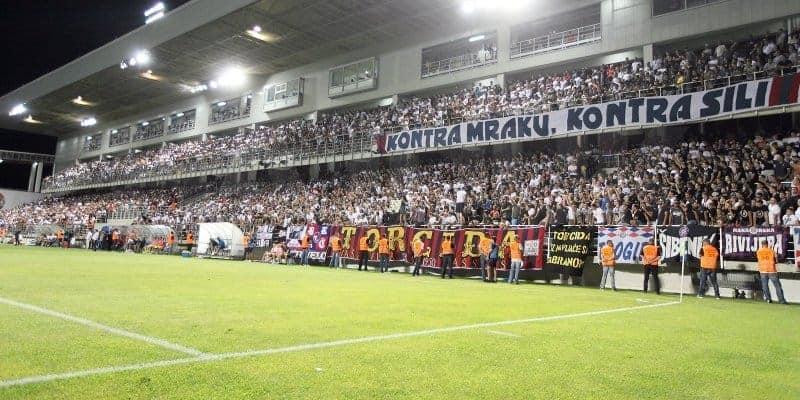 Hajduk, FARE, UEFA