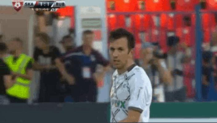 Caktaš pogotkom u 92. minuti osigurao bod Rubinu (VIDEO)