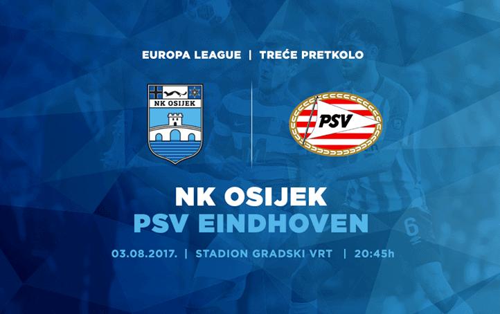 (VIDEO) Senzacionalni Osijek nokautirao PSV!!