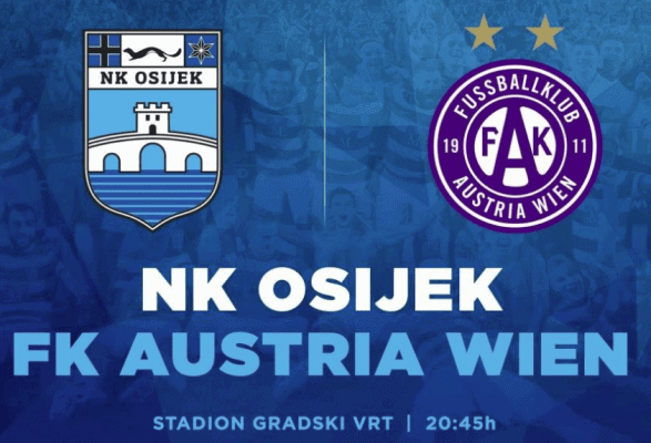 Osijek prokockao savršeno otvaranje, slavlje Austrije (VIDEO)