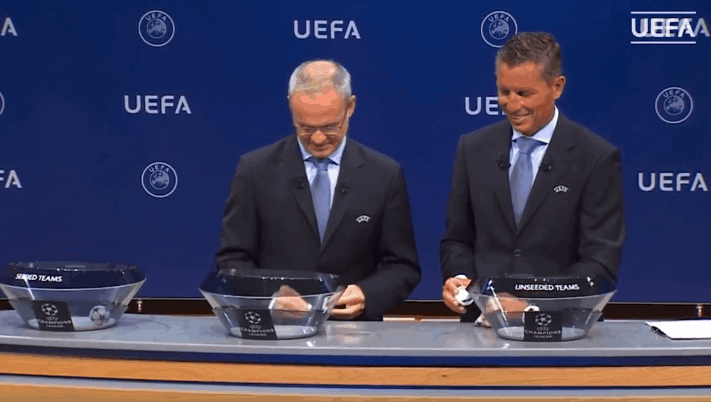 Opet 'cirkus' pri UEFA ždrijebu: Imaju li u svakoj kuglici dva papirića? (VIDEO)