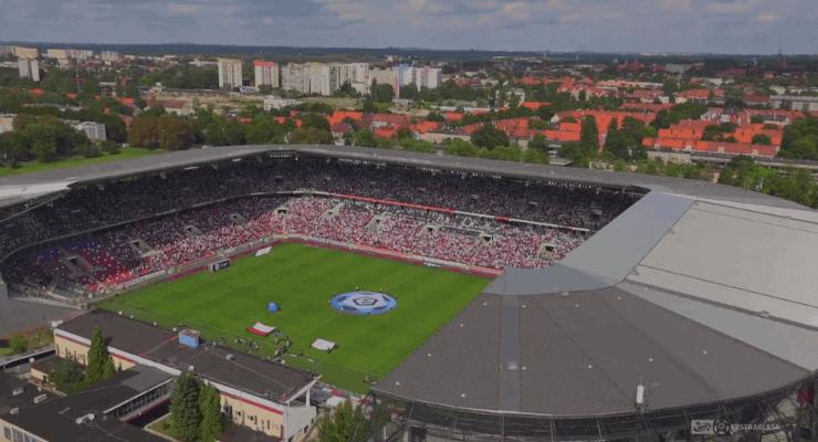 Rasprodan stadion u Zabrzu tjera gradske vlasti na dovršenje stadiona