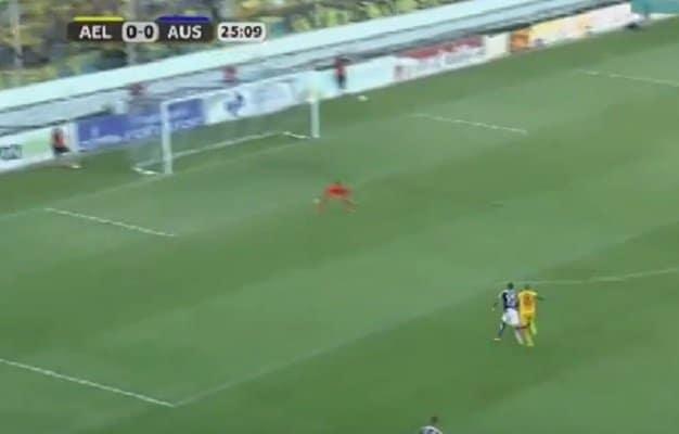 Skandalozan penal pomogao bečkoj Austriji da osigura play-off EL (VIDEO)