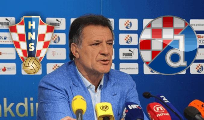 Umobolna priopćenja iz HNS-a i GNK Dinamo