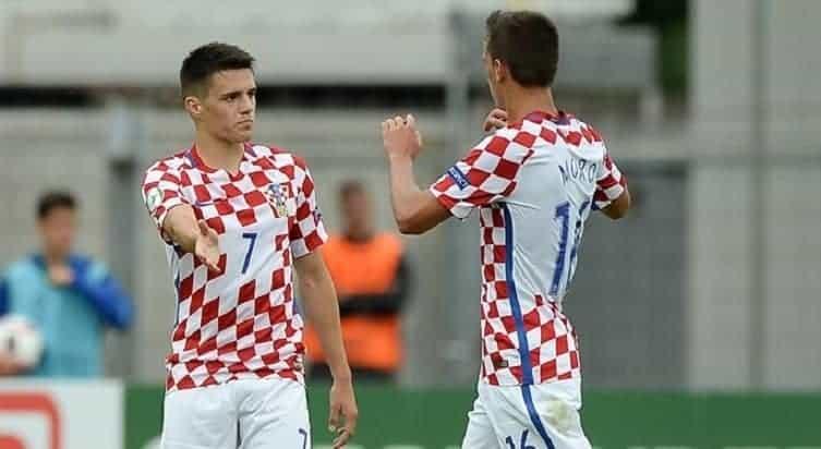 Hrvatska reprezentacija do 21 godine uvjerljiva protiv Moldavije (VIDEO)