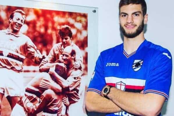 Lorenco Šimić poslan na posudbu u Serie B