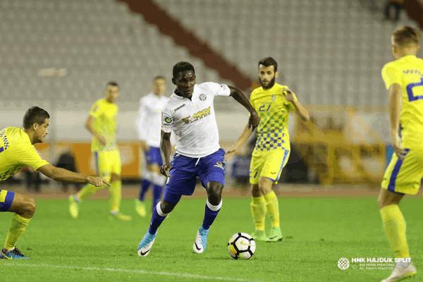 Hajduk uz odlično izdanje Barryja pobijedio Inter na Poljudu (VIDEO)