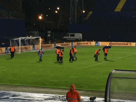 Hajduk bojkotirao HNS-ovu prezentaciju projekta obnove prvoligaških igrališta