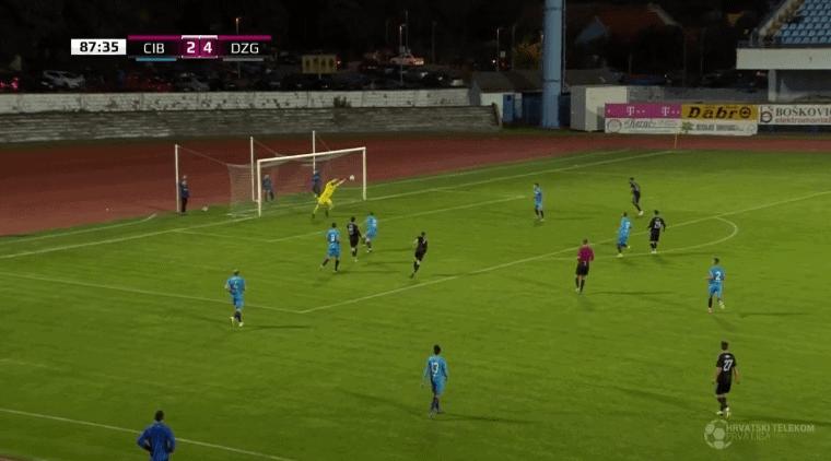 Dinamo visokom pobjedom slavio u Vinkovcima (VIDEO)