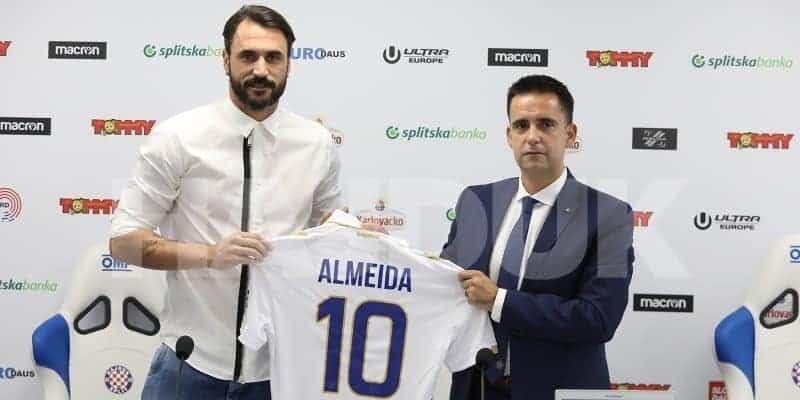 Hugo Almeida: Nogometna ikona u dresu Hajduka (2. dio)