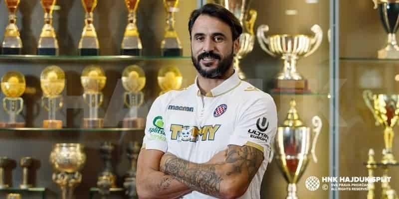 Hugo Almeida: Nogometna ikona u dresu Hajduka (1. dio)