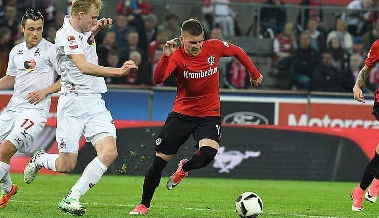 Pogodak Rebića u porazu Eintrachta (VIDEO)