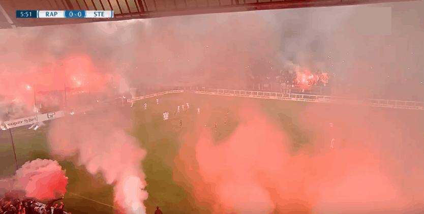 Više od 10 000 navijača na derbiju četvrte rumunjske lige (VIDEO)