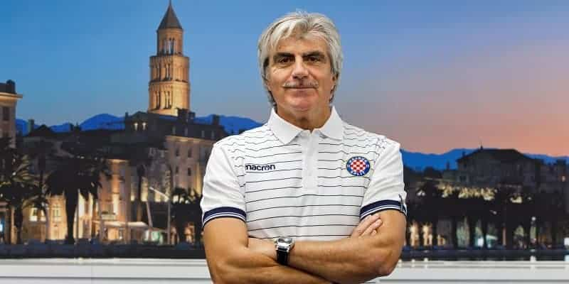 Luigi Febbrari se vratio u Hajduk