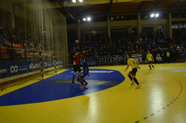 Futsal Dinamo pregazio i Alumnus, Crnica iznenadila Novo Vrijeme
