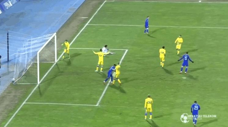 Dinamo minimalnom pobjedom nad Interom zadržao bodovnu prednost pred prvim pratiteljima (VIDEO)