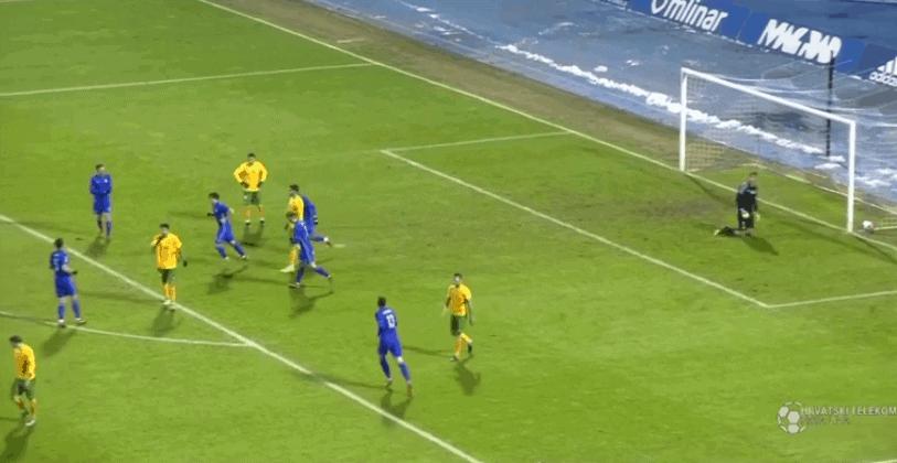 Dinamo s pet pogodaka u mreži Ćorića odradio Istru (VIDEO)