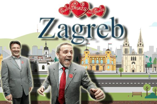 Prekinuto izglasavanje proračuna Grada Zagreba zbog javnog financiranja Dinama