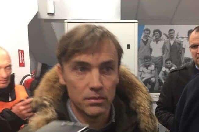 """Dario Šimić na Rujevici: """"Ohrabrenje su nam ankete koje pokazuju da ljudi žele promjene, zbog njih se i igra nogomet"""""""