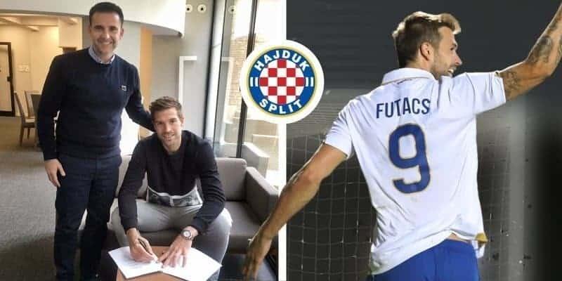 Futacs stavio potpis na novi ugovor s Hajdukom