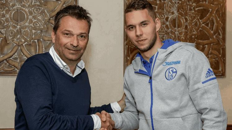Službeno: Marko Pjaca na posudbi u Schalkeu