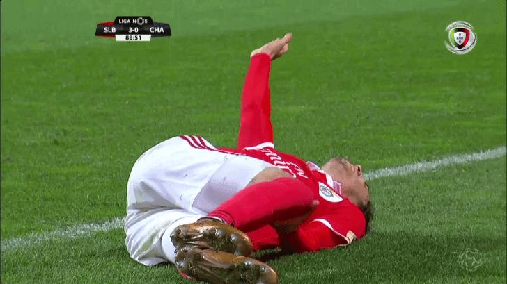Filip Krovinović zbog teške ozljede završio sezonu (VIDEO)