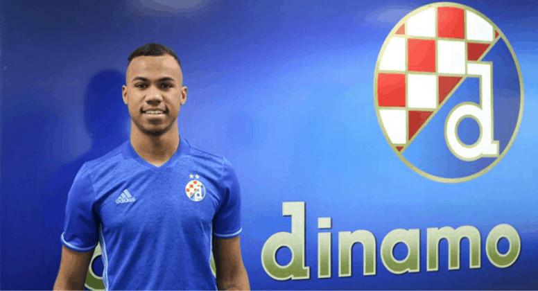 Brazilac Gabriel stigao na posudbu u Dinamo