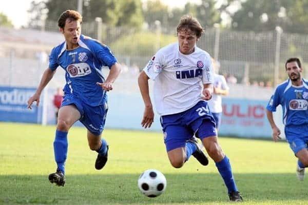 Mario Tičinović se vratio u Hajduk (VIDEO)
