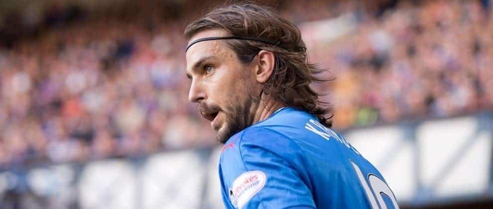 Niko Kranjčar napustio Rangerse