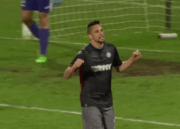 Dva pogotka Caktaša u pobjedi Hajduka nad Interom (VIDEO)