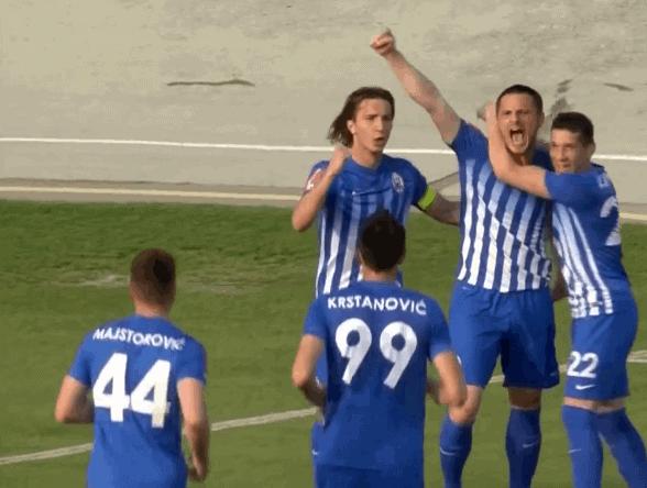 Pogotkom Radonjića Lokomotiva svladala Rijeku (VIDEO)