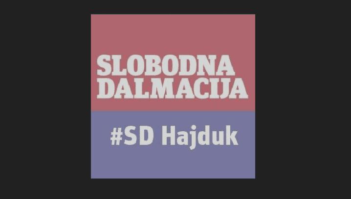 Hajduk dobio prvostupanjsku presudu u tužbi protiv Slobodne Dalmacije