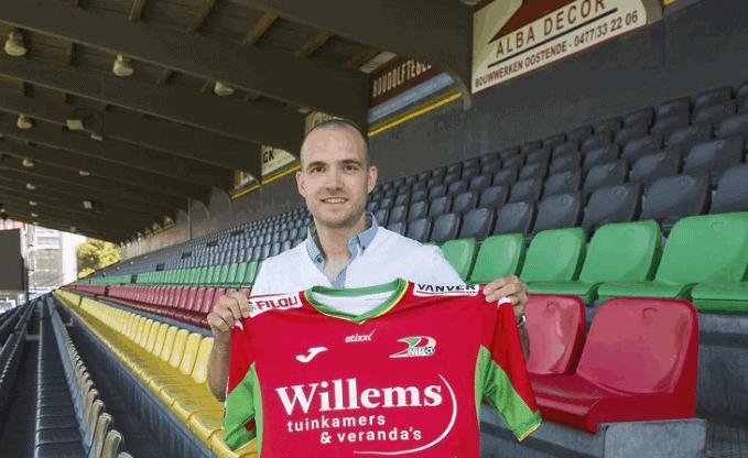 Goran Milović karijeru nastavlja u Belgiji