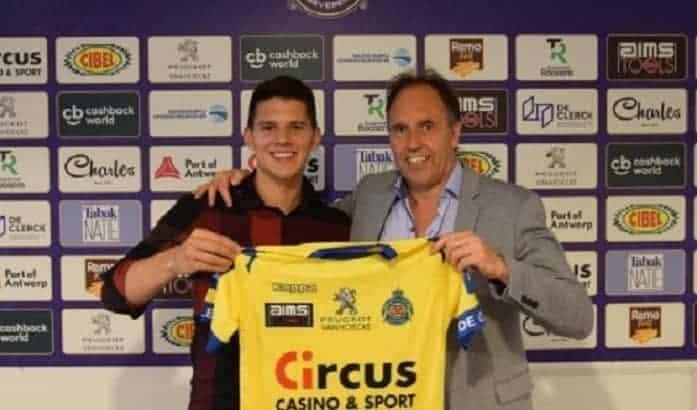 Karlo Lulić karijeru nastavlja u Belgiji