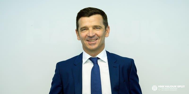 Jasmin Huljaj novi predsjednik Hajduka