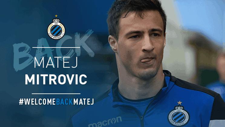 Club Brugge otkupio Mateja Mitrovića od Besiktasa