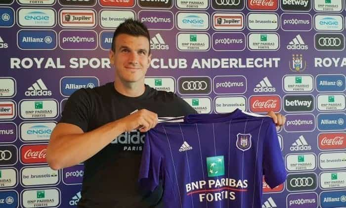 Ivan Santini potpisao za Anderlecht