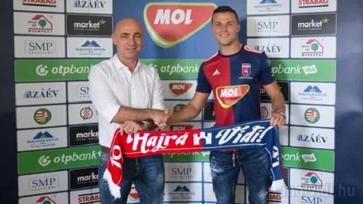Armin Hodžić transferiran u MOL Vidi