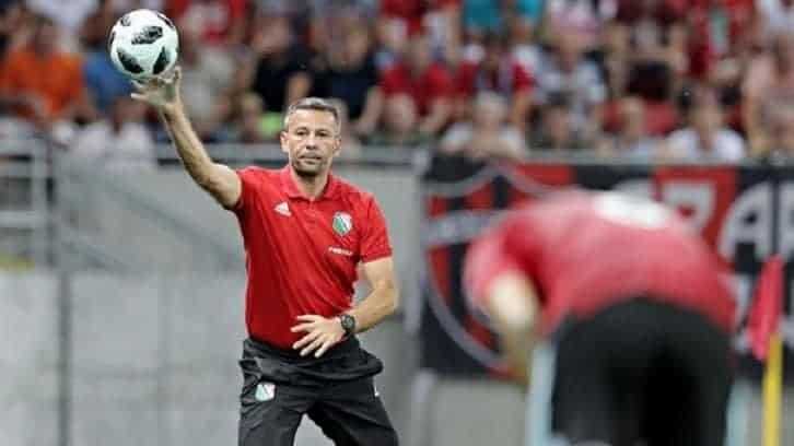 Dean Klafurić dobio otkaz u Legiji