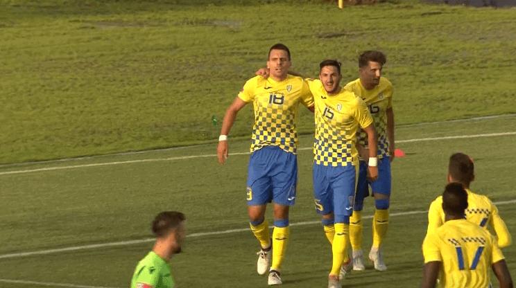 Četiri pogotka u remiju Intera i Hajduka u Zaprešiću (VIDEO)