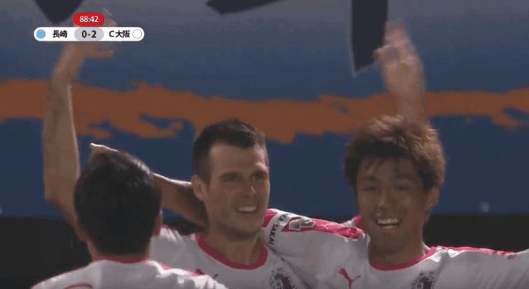 Drugi ligaški pogodak za Jonjića u aktualnoj sezoni japanske J League (VIDEO)