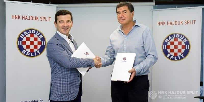 Hajduk: Slobodna Dalmacija nam nije medijski partner nego sponzor