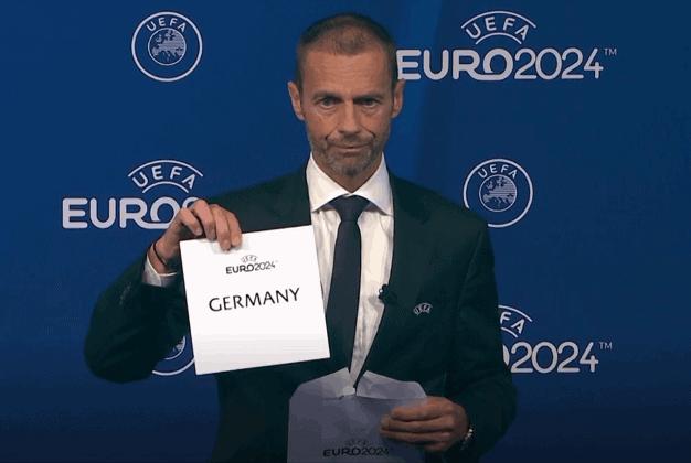 UEFA EURO 2024 igrat će se u Njemačkoj