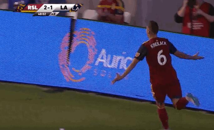 'Hat-trick' Kreilacha u RSL-ovom 'razbijanju' Ibrahimovićevog LA Galaxyja (VIDEO)