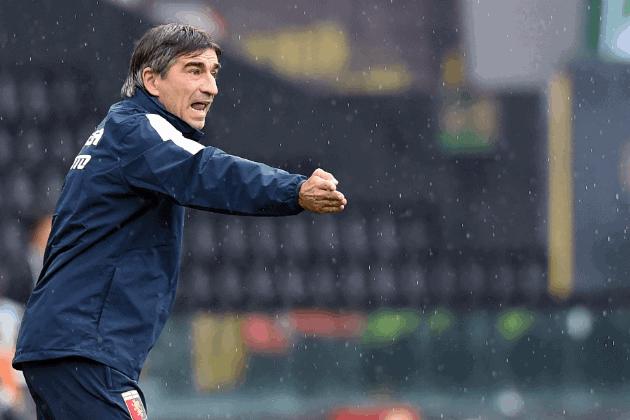 Ivan Jurić ponovno postavljen za glavnog trenera Genoe