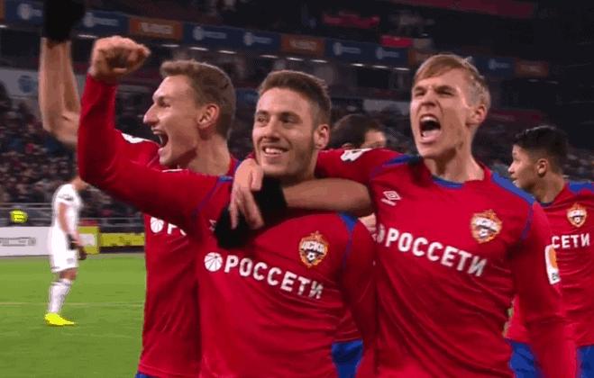 Vlašić postigao treći pogodak u Ligi prvaka (VIDEO)