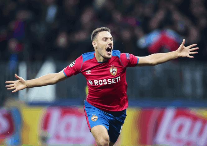 Odličan pogodak Vlašića na asistenciju Bistrovića (VIDEO)